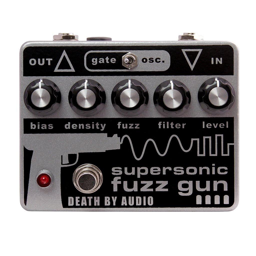 リンク:Supersonic Fuzz Gun