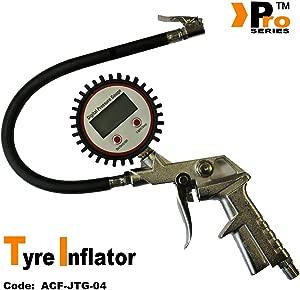 Digital Tyre Inflator- 0-11 Bar 170 PSI