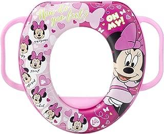 lulabi 8021Disney Minnie Soft Toilet Trainer Seat, Multi-Colour
