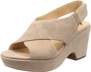 Clarks Women's Maritsa Lara Leather Fashion Sandals