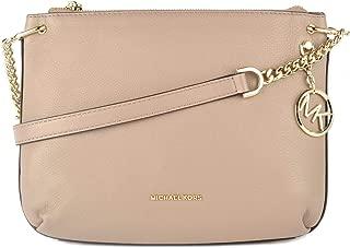Lillie Truffle Large Messenger Bag