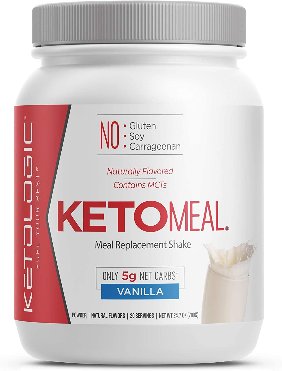 KetoLogic Keto Meal Replacement Shake For Reservation Free Shipping New Optimal Powder Results