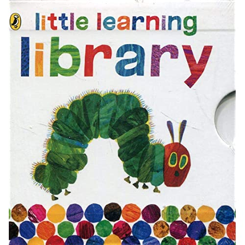 The Very Hungry Caterpillar Little Learning Library