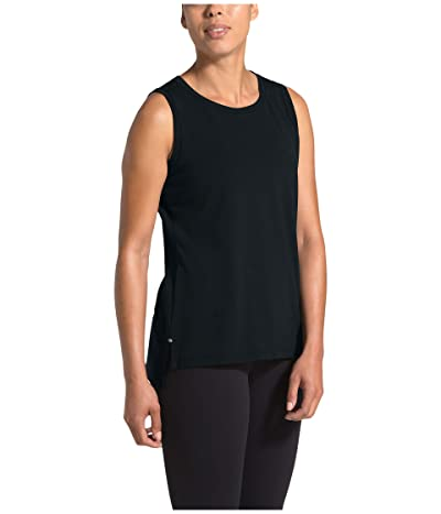 The North Face Workout Muscle Tank Top (TNF Black) Women
