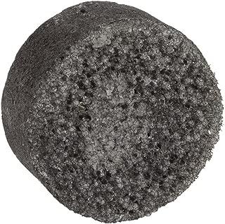 Spongeables Charcoal Facial Cleanser in a Sponge, Sea Salt Eucalyptus, Shea Butter Moisturizer, Dual-Texture Aromatherapy Exfoliating Sponge, 20+ Washes