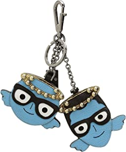 Dolce & Gabbana - Angel Key Ring
