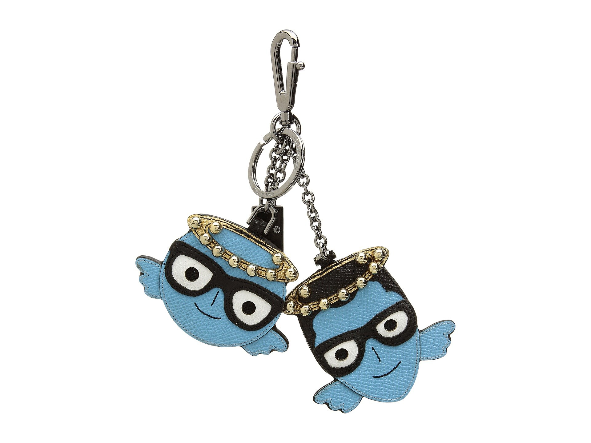 Billetera Clip para Hombre Dolce and Gabbana Angel Key Ring  + Dolce & Gabbana en VeoyCompro.net