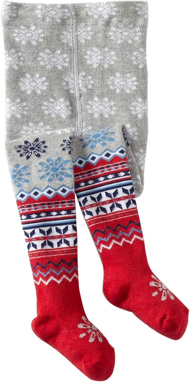 Jefferies Socks Baby-Girls Newborn Nordic Tight
