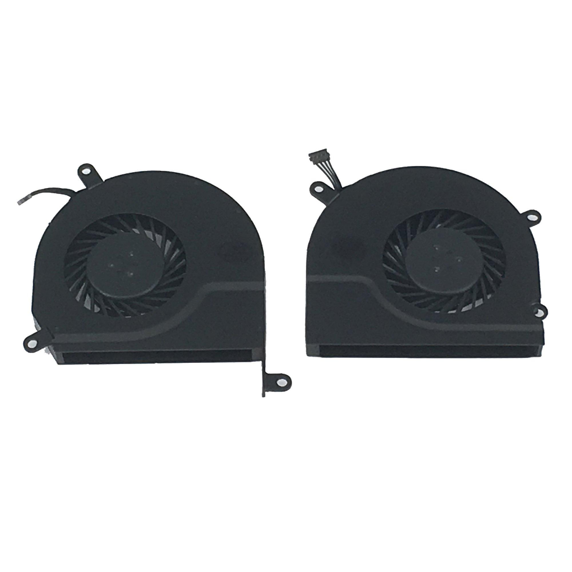 Procesador CPU Cooling Fan Cooler (Izquierda y Derecha) para ...