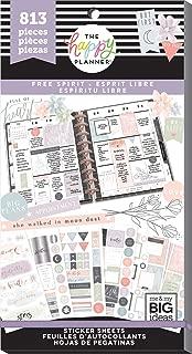 Best happy planner free spirit sticker book Reviews