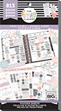 The Happy Planner - Value Pack Stickers - Free Spirit