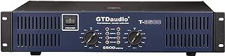 GTD Audio 2 Channel 8500 Watts 2U Stereo Professional Power Amplifier AMP