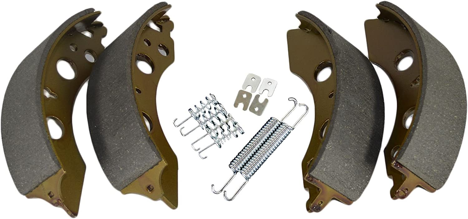 AB Tools-URB Denver Mall Trailer Brake Max 74% OFF Shoe Spring Kit 200mm x Replacements