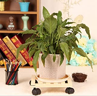 AD Planet Planter Stand for Garden, Set of 5 Planter Stands