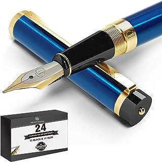 فریزر قلع Dryden [MYSTERIOUS BLUE] | نسخه کلاسیک مدرن کلاسیک | قلم های اجرایی قلم مجموعه | مجموعه عروسکهای عروسکی | هدیه کسب و کار هدایا | خوشنویسی | تبدیل مجدد جوهر