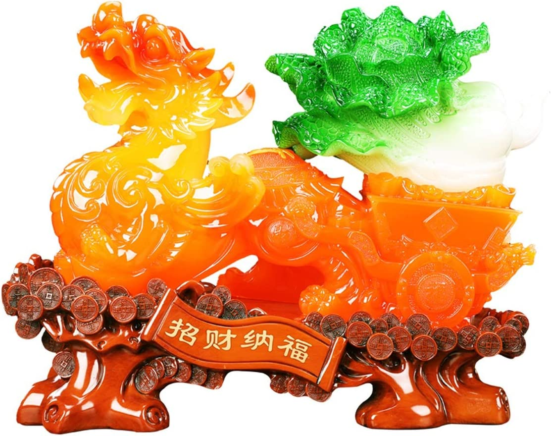 Omaha Mall safety Wealth Lucky Figurine Pi Xiu Cabinet Decoration Home TV Wine