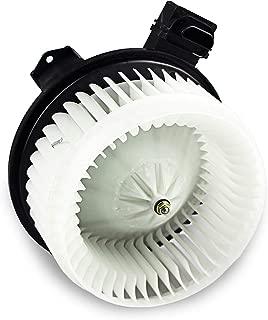 MYSMOT New Blower Motor Fan Assembly for 2006-2011 Honda Civic, 2007-2010 Jeep Wrangler 79310-SNA-A01/79310SNAA02 68004195AA
