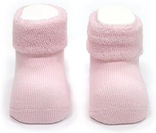 Cambrass, Cambrass 12276 - Calcetines para bebé, tamaño T.0000 (15-16), color rosa