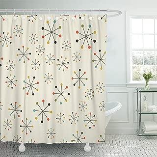Best mid century modern shower curtain hooks Reviews