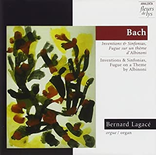 J. S. Bach: Inventions & Sinfonias / Albinoni: Fugue on a Theme