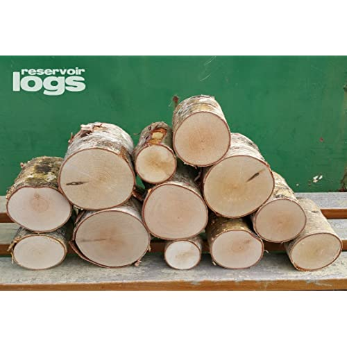 Decorative Logs For Fireplace Amazoncouk