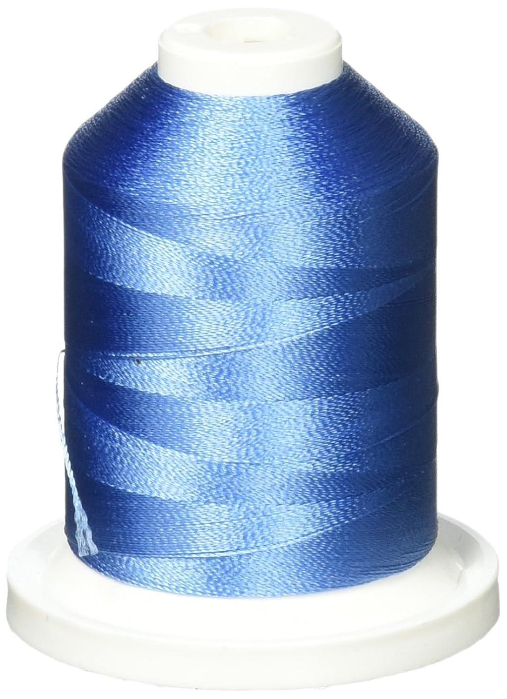 Robison-Anton Rayon Super Strength Thread, 1100-Yard, Ultra Blue