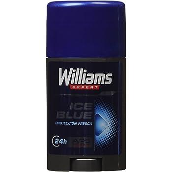 Williams - Desodorante Ice Blue - Protección fresca - 75 ml: Amazon.es: Belleza