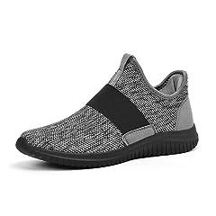 942acae52f9c23 Feetmat Women s Sneakers Slip-On Lightweight Breathable Tenni .