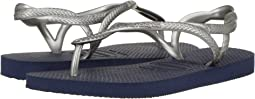 Havaianas Kids Luna Sandals (Little Kid/Big Kid)
