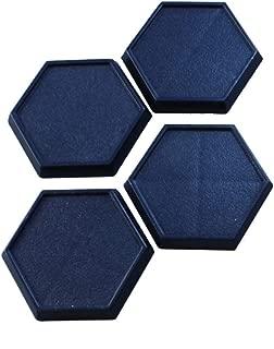 Best plastic hex bases Reviews