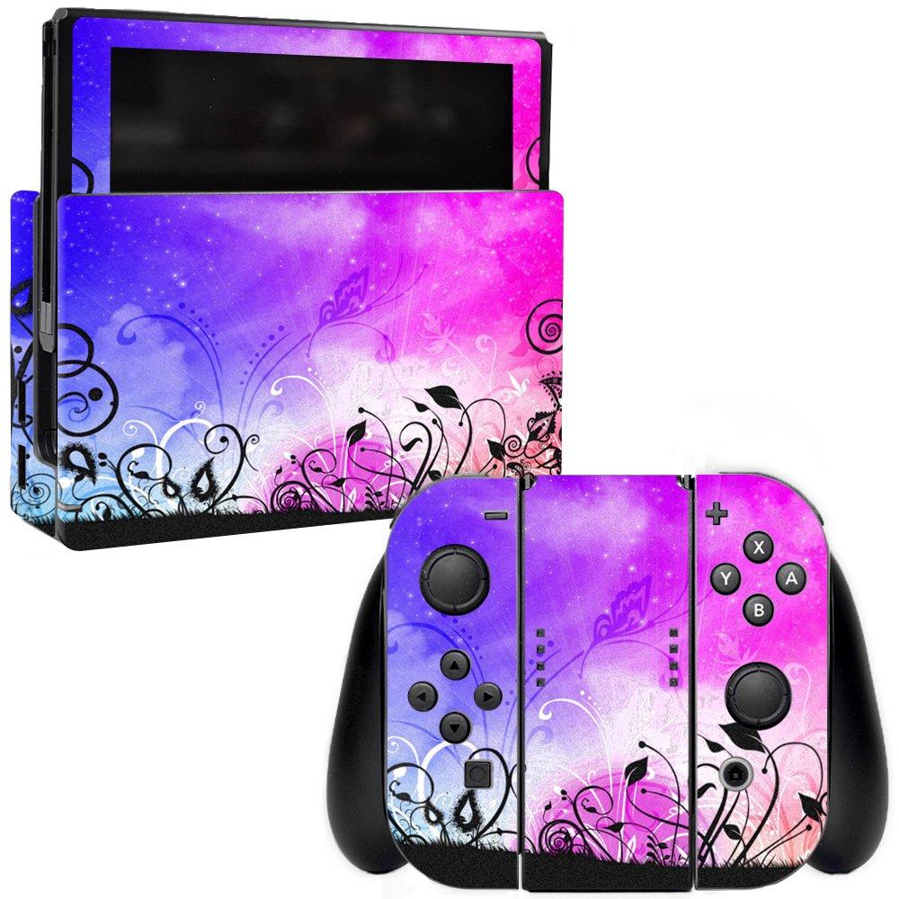 MightySkins - Skin para Nintendo Sticker, 100 Colores Disponibles Switch, Nintendo Switch, Levántate y Brilla, 1: Amazon.es: Salud y cuidado personal