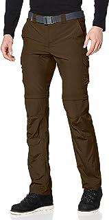 Columbia Silver Ridge II, Pantaloni da hiking convertibili, Uomo