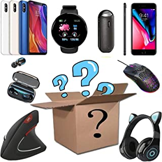 YIDIANIDAN Mysteries Box, a Mysterious Lucky Gift Bag for Electronics, Makes Nice Gifts - Anything Possible-Random Style-R...