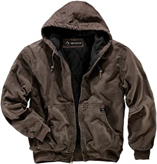 Best hooded canvas jacket Reviews