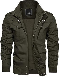 YUNY Men Business Keep Warm Outwear Winter Thicken Full-Zip Down Jackets Red 3XL