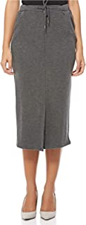 Friday's Project Body Con Skirt For Women - Grey