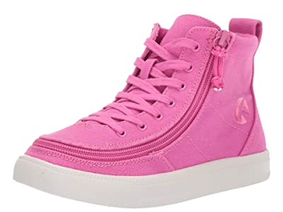 BILLY Footwear Kids SINGLE SHOE Classic Lace High (Toddler/Little Kid/Big Kid) (Pink Raspberry) Girl
