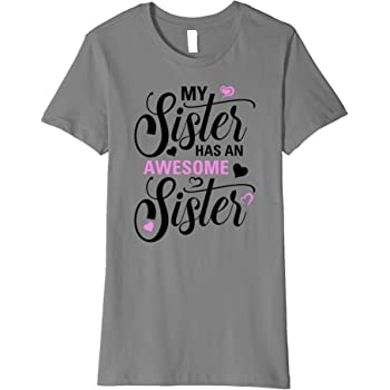 Expression Tees Little Sister Siblings Youth-Sized Hoodie