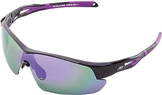 طراحی قطب   Polarized TAC Lens عینک آفتابی سبک Swiss EMS TR90 Frame Unbreakable UV Blocking Anti-Glaring، Block Blue-Light and FDA تایید شده ، برای مردان زنانی که از ورزش های گلف استفاده می کنند