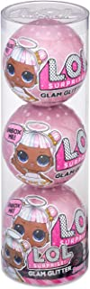 L.O.L. Surprise! Limited Edition Glitter Glam Three Pack!