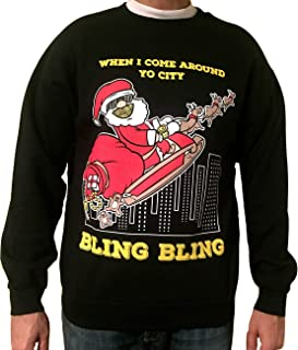 post malone christmas sweater
