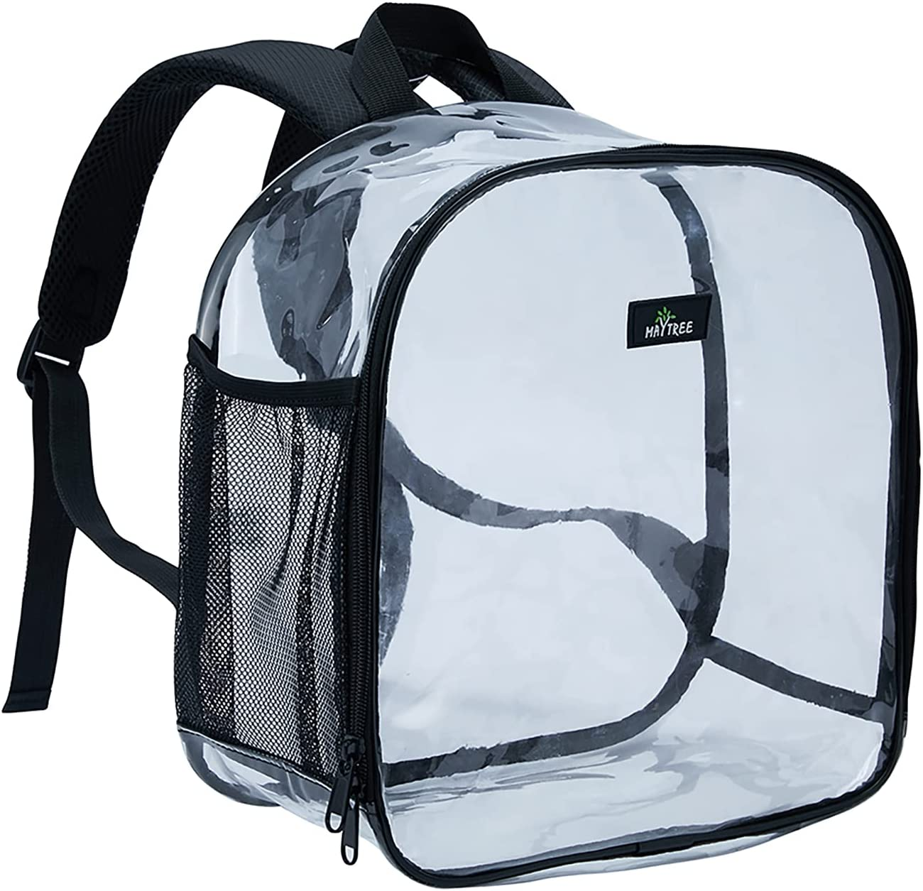 Small Clear Opening large release sale Backpack Stadium Max 76% OFF Approved for Concert Work Beach