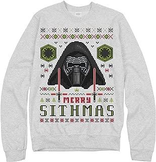 Ugly Sithmas Sweater: Unisex Gildan Crewneck Sweatshirt