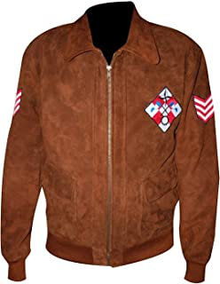 CHICAGO-FASHIONS Ryo Hazuki Shenmue Brown Leather Jacket