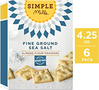 Best almond flour crackers simple mills Reviews