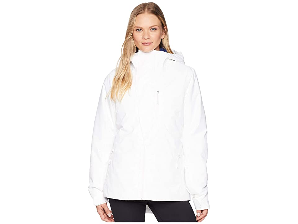 The North Face Clementine Triclimate(r) Jacket (TNF White) Women