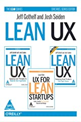 Lean UX ( Set of 3 Volumes) Paperback