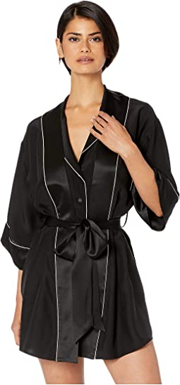 Amour Short Sleeve Robe
