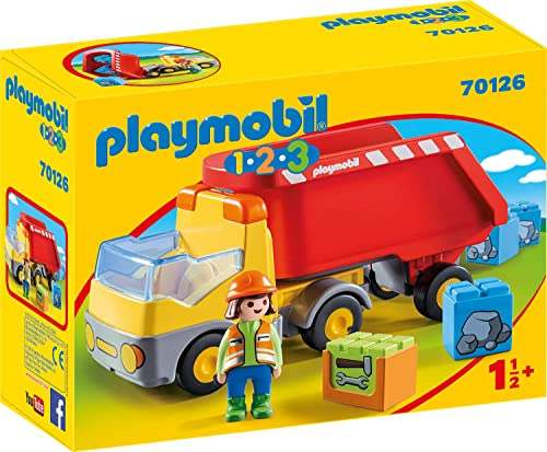 Playmobil - Camion Benne - 70126