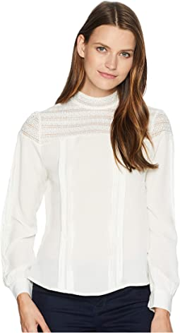 Lace York Long Sleeve Top